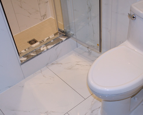 Bathroom renovation contractors Tecumseh