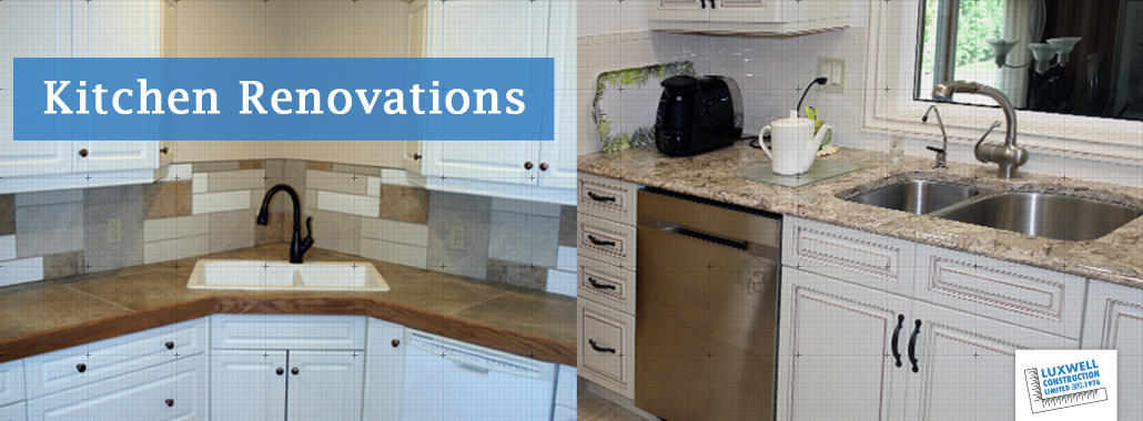 Kitchen renovations contractor Windsor, Ontario
